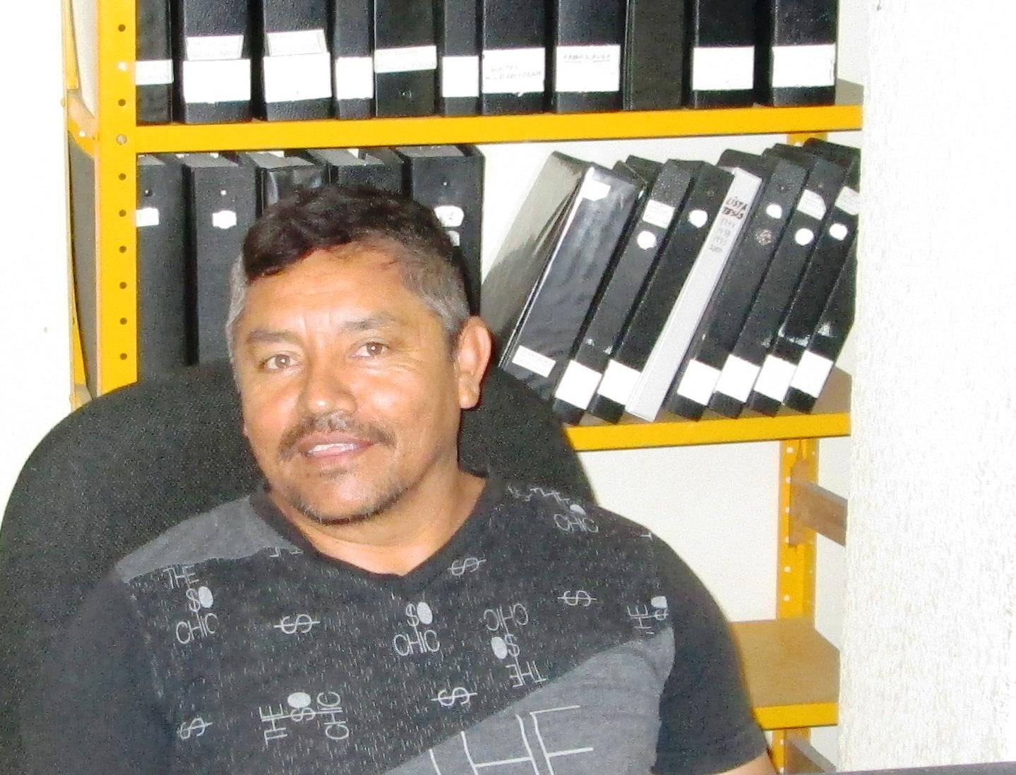 Sr. Víctor Treviño Cuellar
